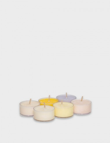 Tea Lights Candle Pack of 6